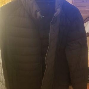 Michael Kors large black puffer NEW!
